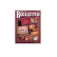 How To Buckstitch Book