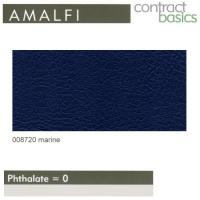 """Kunstleder """"AMALFI"""" - 008720 marine"""