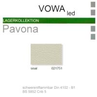 """Kunstleder """"PAVONA"""" B1 - 021751 sisal"""