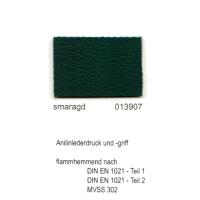 """Kunstleder """"PADOVA Plus"""" - 013907 smaragd"""