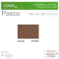 """Kunstleder """"PASCO"""" - 021603 brandy"""
