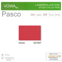 """Kunstleder """"PASCO"""" - 021607 kirsch"""