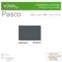"""Kunstleder """"PASCO"""" - 021610 anthrazit"""