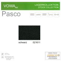 """Kunstleder """"PASCO"""" - 021611 schwarz"""