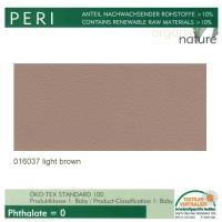 """Kunstleder """"PERI"""" - 016037 light brown / taupe"""