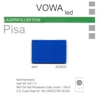 """Kunstleder """"PISA"""" - 003600 atoll"""