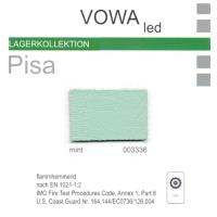 """Kunstleder """"PISA"""" - 003336 mint"""