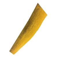 Lachsleder lackiert - honey melon