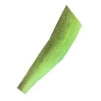 Lachsleder lackiert - lime