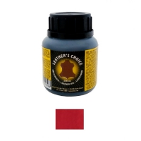 Leather's Choice Leather Dye - 250ml - rot
