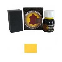 Leather's Choice Leather Dye - 40ml - gelb
