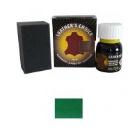 Leather's Choice Leather Dye - 40ml - grün