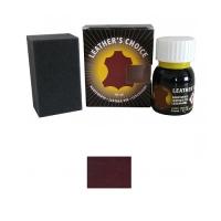 Leather's Choice Leather Dye - 40ml - mahagoni