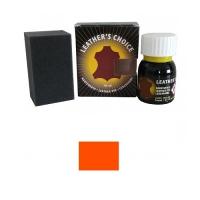 Leather's Choice Leather Dye - 40ml - orange