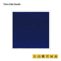 Microfaser / Velourstoff TARA - Farbe: 410
