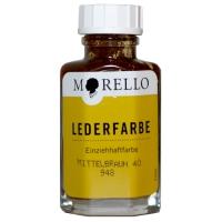 MORELLO Lederfarbe - mittelbraun