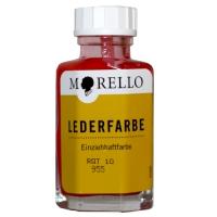 MORELLO Lederfarbe - rot