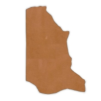Oily-Nubuk VENICE - 1/2 Haut - camel