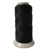 Polster- / Ziernähfaden NM 8/3 - 013 schwarz