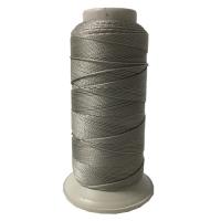 Polster- / Ziernähfaden NM 8/3 - 220 silbergrau
