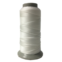 Polster- / Ziernähfaden NM 8/3 - 012 weiß