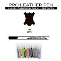 Pro Leather Pen - 123