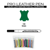 Pro Leather Pen - 126
