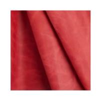 Pull-Up Leder DENVER - 1/2 Haut - electric red