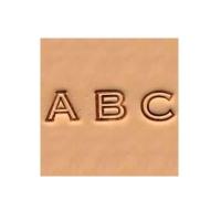 Punzierstempel-Set Alphabet - 6,3mm