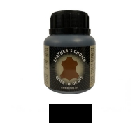 Leather's Choice Quick Color Dye - 250ml - black