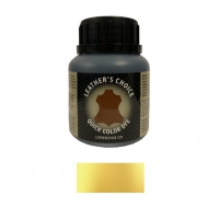 Leather's Choice Quick Color Dye - 250ml - gold