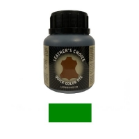 Leather's Choice Quick Color Dye - 250ml - green