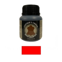Leather's Choice Quick Color Dye - 250ml - red