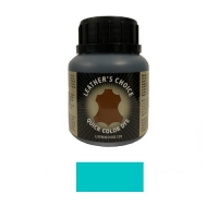 Leather's Choice Quick Color Dye - 250ml - turquoise