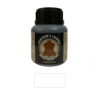 Leather's Choice Quick Color Dye - 250ml - white
