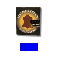 Leather's Choice Quick Color Dye - 40ml - blue