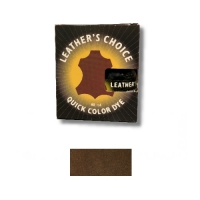 Leather's Choice Quick Color Dye - 40ml - bronze