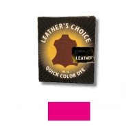 Leather's Choice Quick Color Dye - 40ml - fuchsia