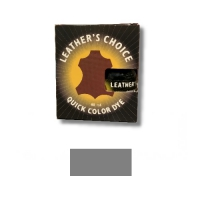 Leather's Choice Quick Color Dye - 40ml - grey