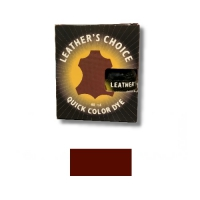Leather's Choice Quick Color Dye - 40ml - mocca