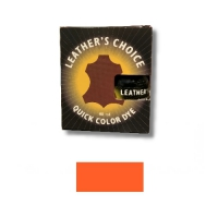 Leather's Choice Quick Color Dye - 40ml - orange