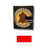 Leather's Choice Quick Color Dye - 40ml - red