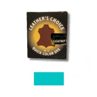 Leather's Choice Quick Color Dye - 40ml - turquoise