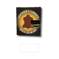 Leather's Choice Quick Color Dye - 40ml - white