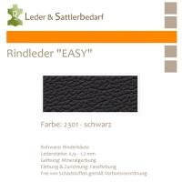 Rind-Möbelleder EASY - 2301 schwarz