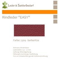 Rind-Möbelleder EASY - 2304 berberitze
