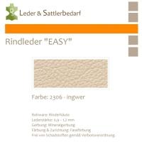 Rind-Möbelleder EASY - 2306 ingwer