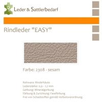 Rind-Möbelleder EASY - 2308 sesam