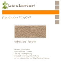 Rind-Möbelleder EASY - 2312 fenchel