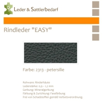 "Rind-Möbelleder ""EASY"" - 2313 petersilie"